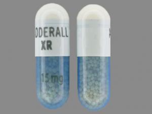 Adderall XR 15mg