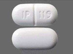 Hydrocodone 10/750mg