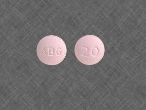 Oxycodone 20mg