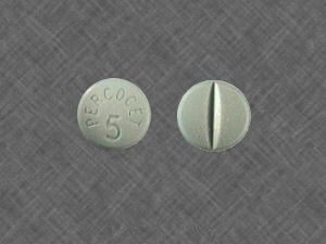 Percocet 5/325mg