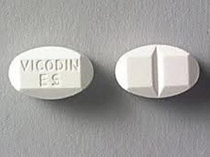 Vicodin 75/750mg