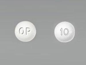 Oxycontin OP 10mg