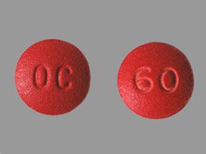Oxycontin OC 60mg