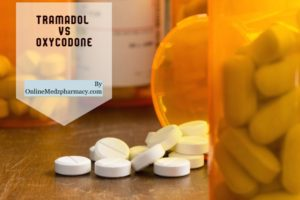 tramadol and oxycodone