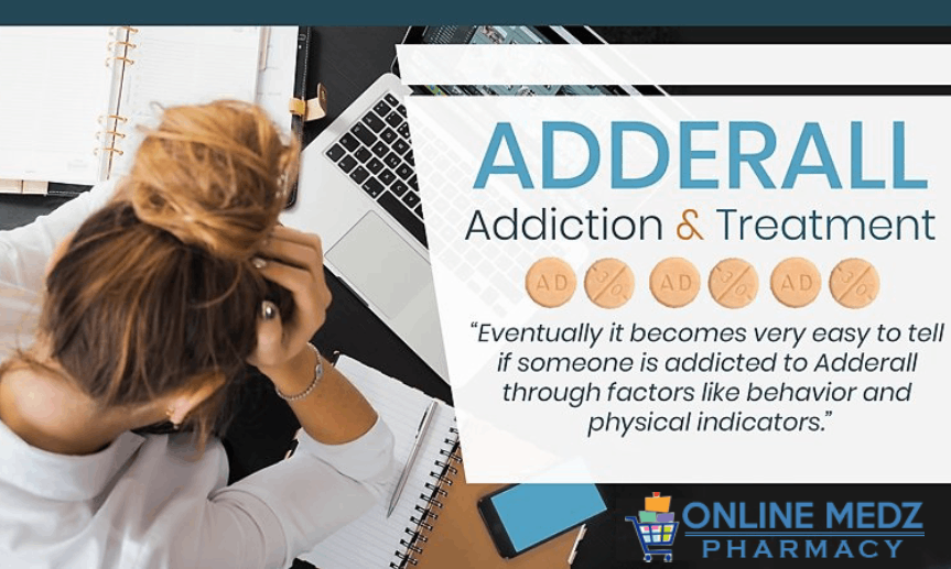 Adderall Addiction and Treatment