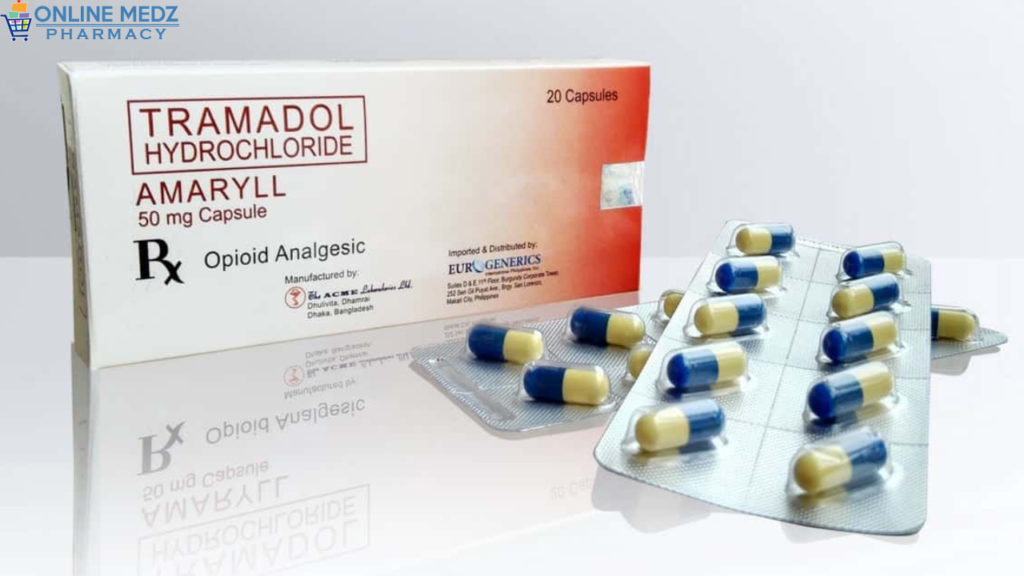 Side-effects of Tramadol